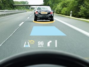 Head-Up Display Development Platform​