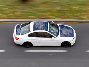 Solar Roof Charging Development Kit